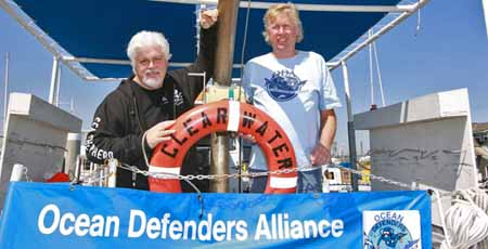 Kurt Lieber and Paul Watson
