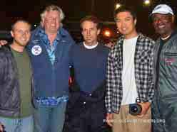 Andy Brohard, Kurt Lieber, Steve Millington, Andy The and Roc Watt