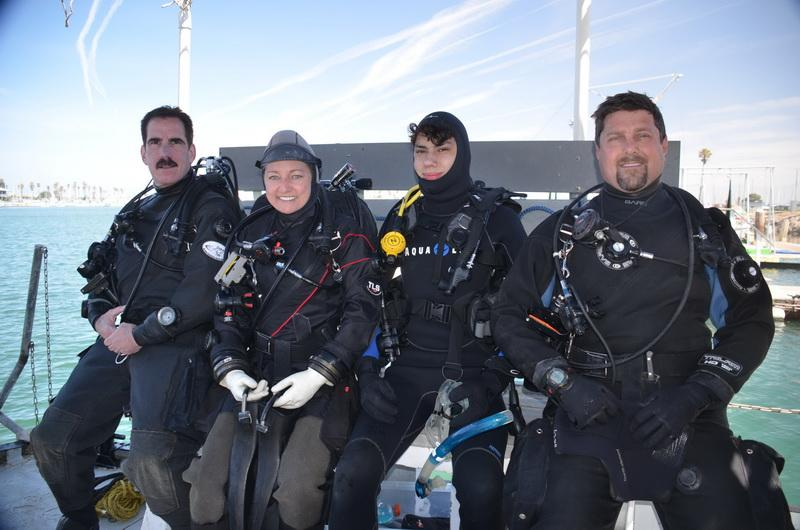 All-volunteer Ocean Defender Dive Team