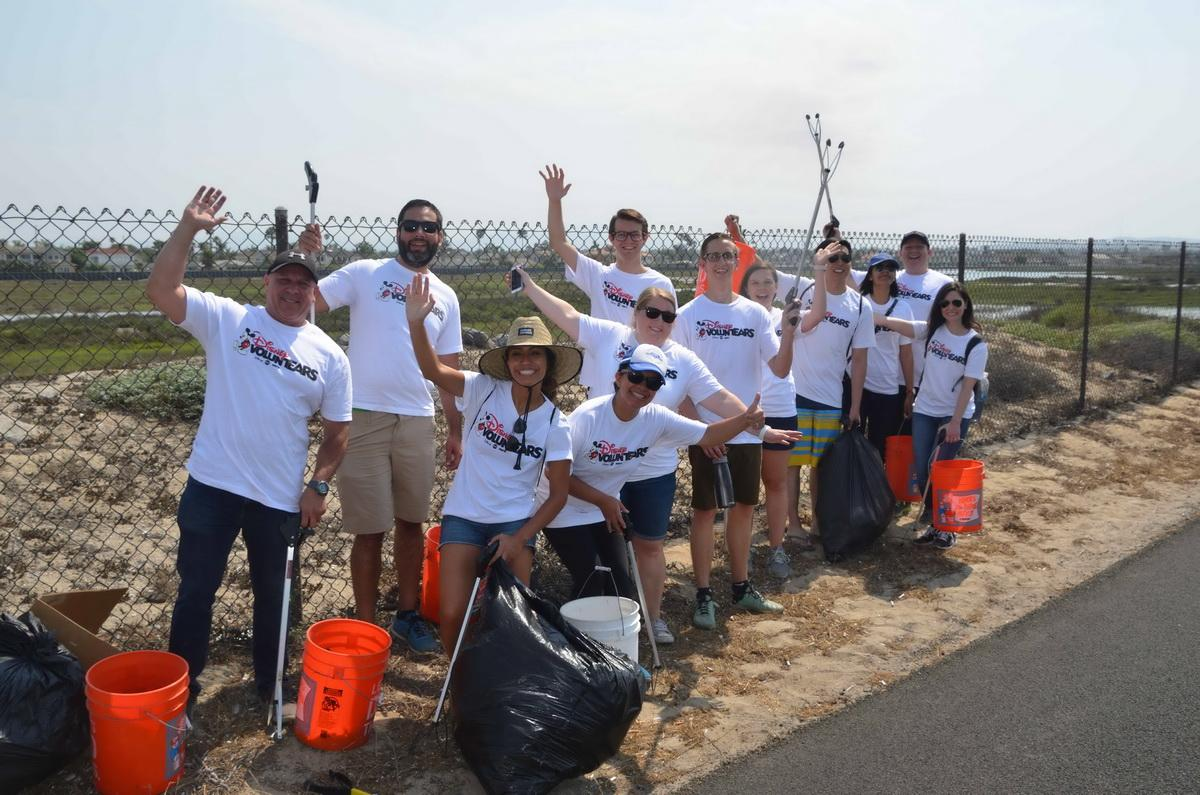 VoluntEars from Disney work with Ocean Defenders